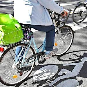 """""""Ville à vélo"""" est un label convoité que Lorient vient d'obtenir, juste avant le prochain Tour de France."""