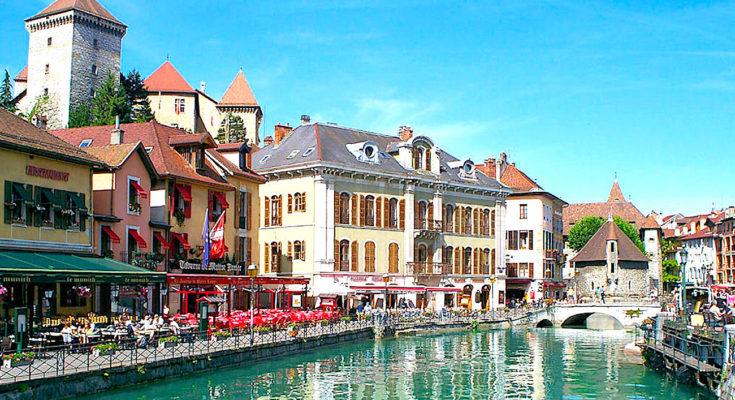 L'opération « Mobil'été » à Annecy a pour objectif une ville sans bouchons.