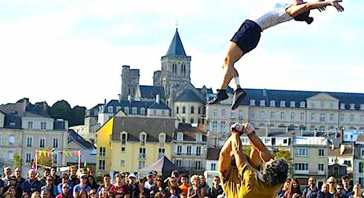 Festival des arts de rue à Caen : la ville retrouve le goût de la fête