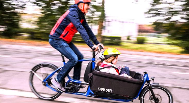 Développer l'usage des vélos-cargos : de futures subventions