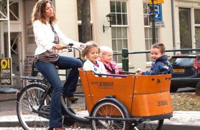 Vélos-cargos en ville : une pratique urbaine qui s'intensifie