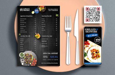 Les limites des QR codes : les restaurateurs dépassés