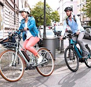 Le grand attrait pour les vélos électriques alimente un marché en pleine expansion.