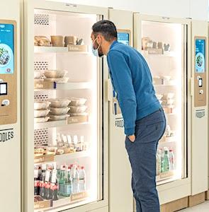Foodles propose une approche connectée de la restauration collective.