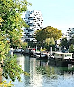 Le budget climat pour la ville d'Issy-les-Moulineaux veut réduire ses émissions de carbone.