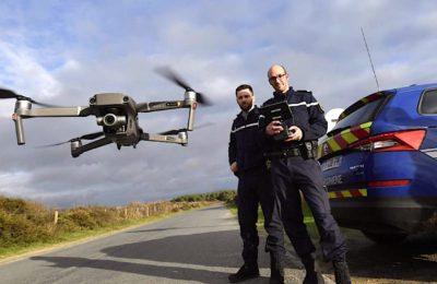 Limitations sur les drones policiers : un usage encore problématique