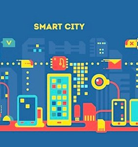 Désormais, les villes intermédiaires sont plus présentes sur le marché des smarts cities.