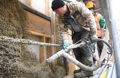 L'avantage écologique des bétons végétaux : décarboner le bâtiment