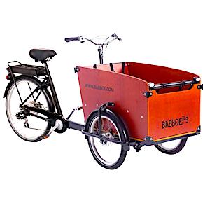 Pour développer l'usage des vélos-cargos, de futures subventions devraient bientôt se débloquer.