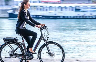 Les ventes des vélos électriques sont en nette hausse en France.