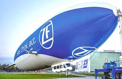 Retour des dirigeables dans le tourisme : une alternative à l'avion ?