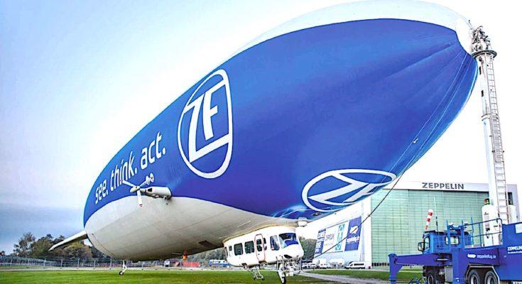 Bientôt, le retour des dirigeables dans le tourisme pourrait proposer une alternative à l'avion.