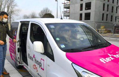 Transports à la demande Flex'Hop : Strasbourg développe son réseau