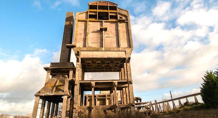 Les forges de Trignac, en Loire-Atlantique, constituent un site abandonné à faire revivre.