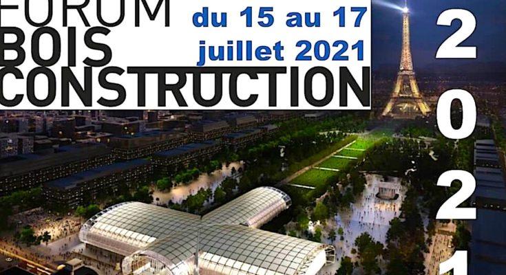 Forum du bois de construction à Paris : un événement tourné vers l'avenir
