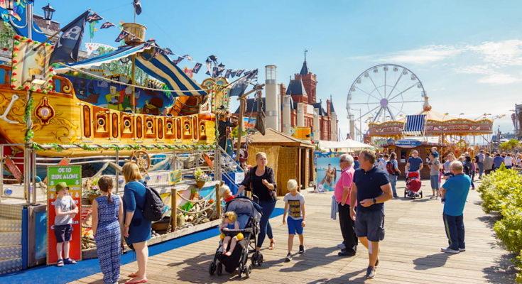 L'application du Pass sanitaire dans les parcs d'attractions a fait chuter leur fréquentation.