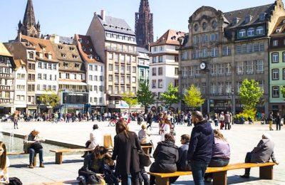 Piétonnisation à Strasbourg : une expérience estivale apaisante