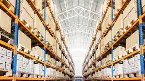L'énorme Boom du e-commerce, des entrepôts XXL
