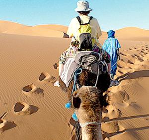 Le tourisme spirituel est une tendance qui semble s'accentuer avec la crise sanitaire