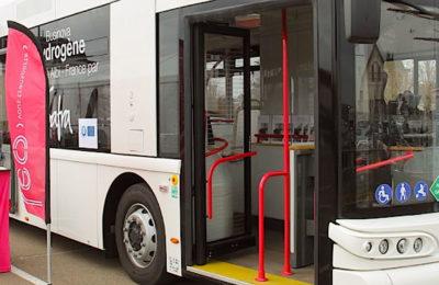 Pour renforcer la mobilité verte, de nouveaux bus à hydrogène vont circuler dans l'agglomération d'Auxerre.