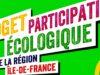 Le Budget Participatif Ecologique pour l'Ile-de-France sera bientôt réparti entre plusieurs départements, parmi lesquels le Val d'Oise.