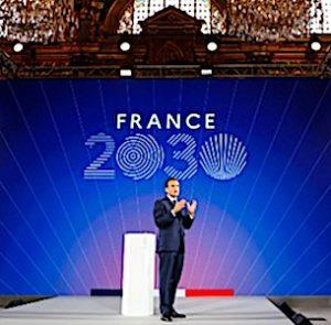 Avec le Plan « France 2030 », l'exécutif veut mettre en place un dispositif qui doit redonner à l'Hexagone un rôle de leader industriel.